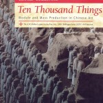 "cover ""ten thousand things"" by lothar ledderose"